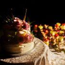 Poročna torta in tortice
